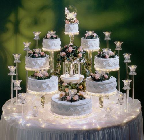Freesia Stunning Ideas For Wedding Cake